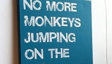 No More Monkeys
